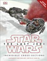 Star Wars The Last Jedi Cross-Sections