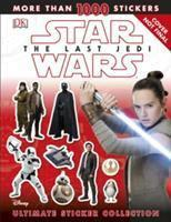 Star Wars The Last Jedi Ultimate Sticker Collecti