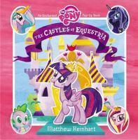 My Little Pony The Castles of Equestria pop up