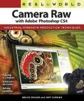 ADOBE CAMERA RAW PHOTOSHOP CS4