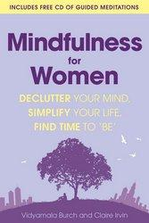 Mindfulness for Women +cd