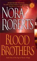 BLOOD BROTHERS #1 SIGN OF SEVEN