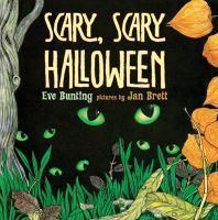 Scary Scary Halloween Book and CD