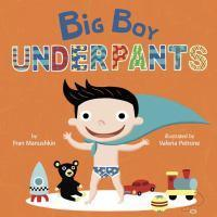 Big Boy Underpants