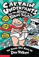 Captain Underpants - #02 Attack of the Talking Toilets
