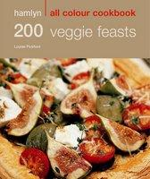 200 VEGGIE FEASTS HAMLYN ALL COLOR