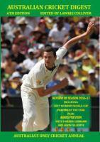 Australian Cricket Digest