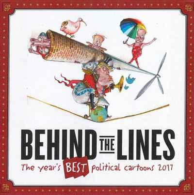 Behind the Lines The Year's Best Political Cartoo