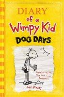 DOG DAYS #4 DIARY OF A WIMPY KID