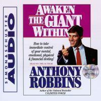 AWAKEN THE GIANT WITHIN AUDIO CD