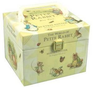 WORLD OF PETER RABBIT GIFTBOX 13-23