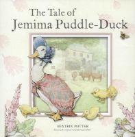 TALE OF JEMIMA PUDDLE DUCK BD BK