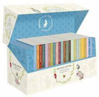 World of Peter Rabbit Complete Collection of Original Tales 1-23 Anniversary Edition boxset