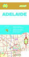 Adelaide Suburbs & City Centre Map 518 8th