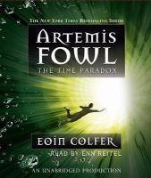 Artemis Fowl #6 Time Paradox AUDIO UNABRIDGED