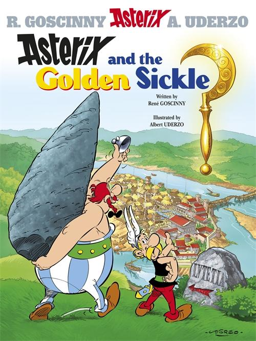 ASTERIX & THE GOLDEN SICKLE