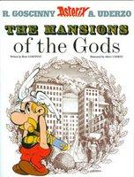 ASTERIX AND THE MANSIONS OF THE GODS