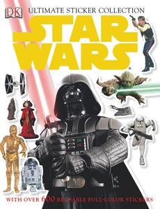 STAR WARS ULTIMATE STICKER COLL