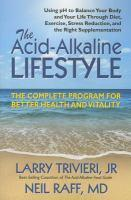 Acid-Alkaline Lifestyle The