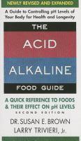 ACID ALKALINE FOOD GUIDE 2ND EDITION