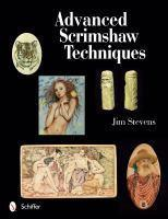Advanced Scrimshaw Techniques FIRM