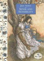 Sense and Sensibility - Leather bound