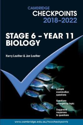 Cambridge Checkpoints Year 11 (Prelim) Biology 2ed