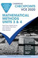 Mathematical Methods Units 3&4 2020