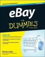 EBAY FOR DUMMIES 8TH EDN
