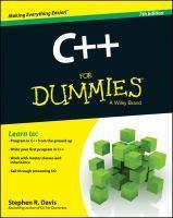 C++ for Dummies 7th Edition