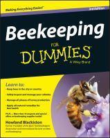 Beekeeping for Dummies 3rd Edition