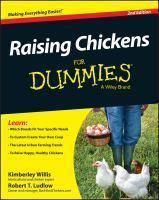 Raising Chickens for Dummies 2nd Edition
