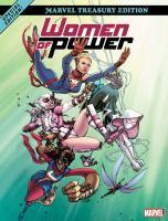 Women of Power All-New Marvel Treasury Edition