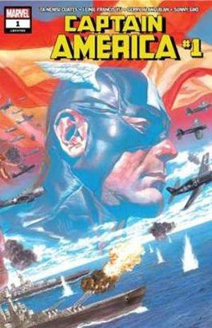 Captain America by Ta-Nehisi Coates Vol. 1 Winter