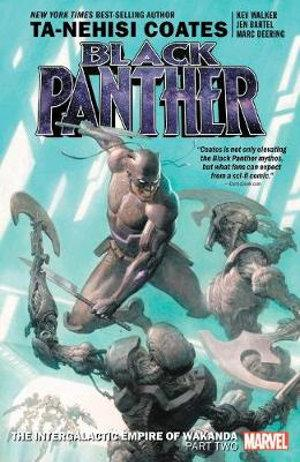 Black Panther Book 7 The Intergalactic Empire of