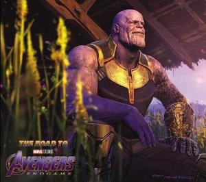The Road to Marvel's Avengers 4 - The Art of the M