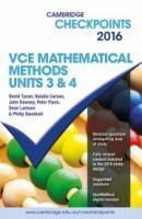 Mathematical Methods Units 3&4 Checkpoints 2016