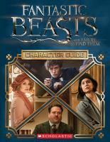 Fantastic Beasts and Where to Find Them Character