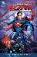 Superman - Action Comics Vol. 3 At The End Of Day