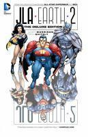 Justice League Earth 2 Deluxe Edition