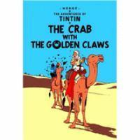Tintin Crab with the Golden Claws