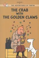 Crab with the Golden Claw - Tintin Younger Reader