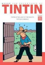 Adventures of Tintin Volume 1 The
