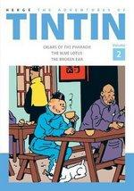 Adventures of Tintin Volume 2  The