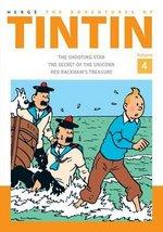 Adventures of Tintin Volume 4 The