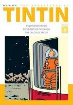 Adventures of Tintin Volume 6 The