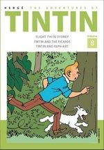 Adventures of Tintin Volume 8 The