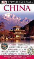 CHINA EYEWITNESS TRAVEL GDE