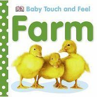FARM BABY TOUCH & FEEL