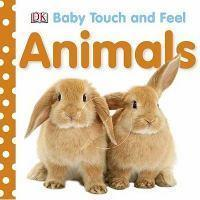 ANIMALS BABY TOUCH & FEEL